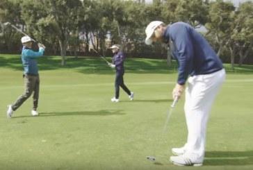 Golf ? Di gruppo è meglio: golf staffetta [Video]