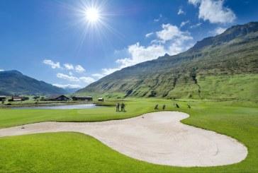 Golf Club Andermatt Swiss Alps