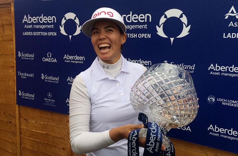 Le classifiche del golf: 30a settimana