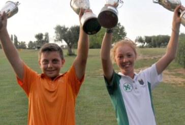 Michetti e Cattaneo vincitori ai Campionati Baby