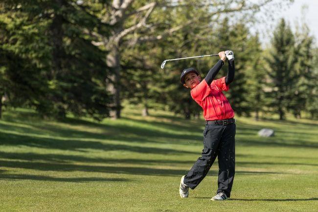 Jayden Ford, futura promessa del golf internazionale
