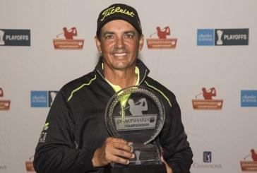 PGA Tour: Pernice Jr vince PowerShares QQQ Championship
