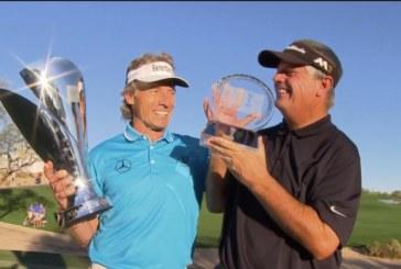 PGA Tour: Langer e Goydos trionfano alla Charles Schwab Cup