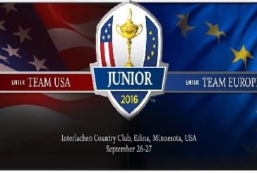 Junior Ryder Cup: il torneo dei piccoli fenomeni