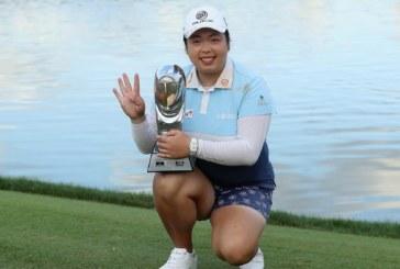 Un'inarrestabile Shanshan Feng vince ancora a Dubai
