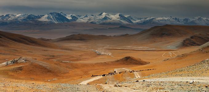 Golf all over the world: Mongolia, il fascino del nulla