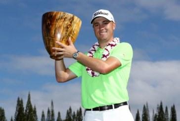 PGA Tour: Justin Thomas domina al SBS Tournament of Champions