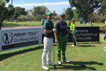 Al Qualifying School per l'Asian Tour dominano i coreani ma resistono gli italiani