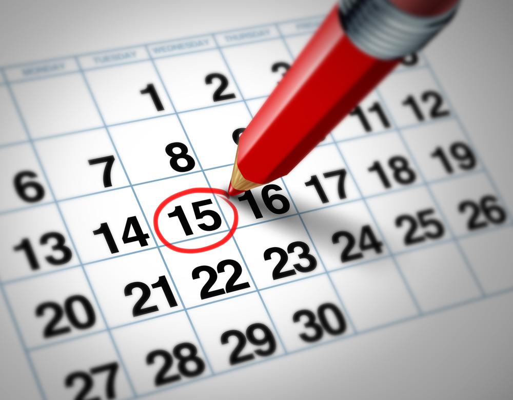 Calendario Golf 2017: tutte le date e gli eventi da non perdere