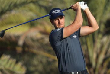 Henrik Stenson si impone subito ad Abu Dhabi